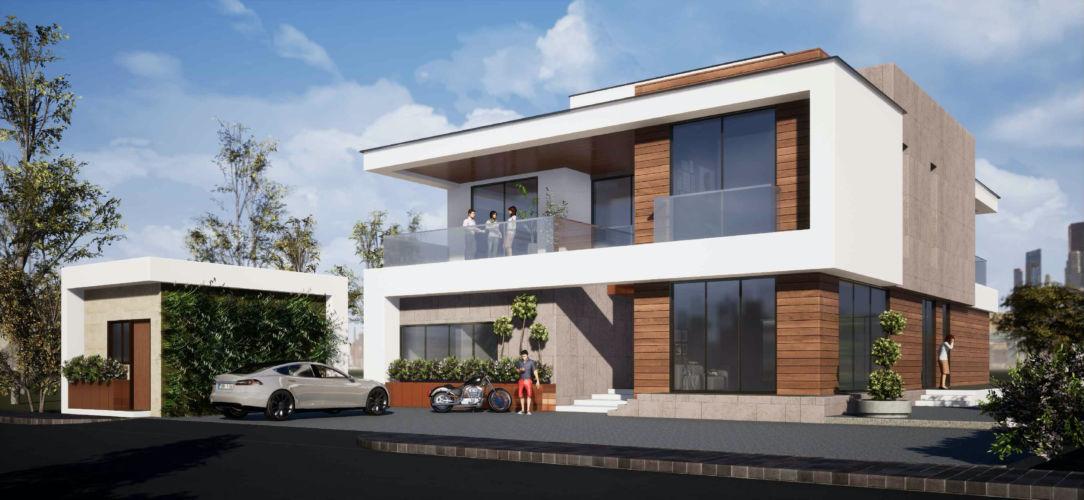 G+1 Residential Villa in Al Khawaneej – Dubai