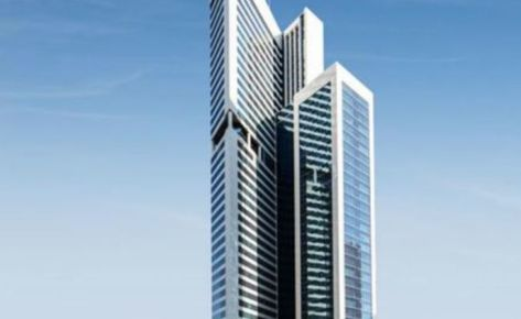 Office 2805 & 2806 in Burlington tower Business Bay – Dubai