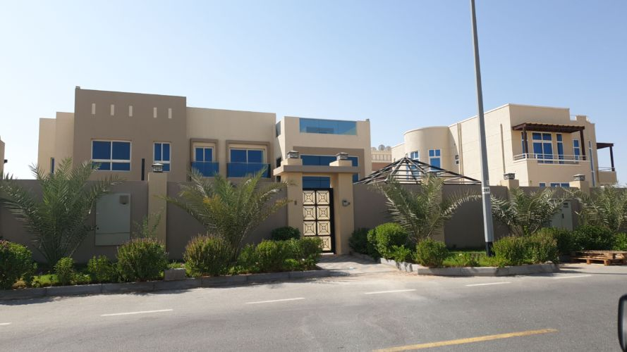 G+1 Residential Villa in AL Warqa- Dubai
