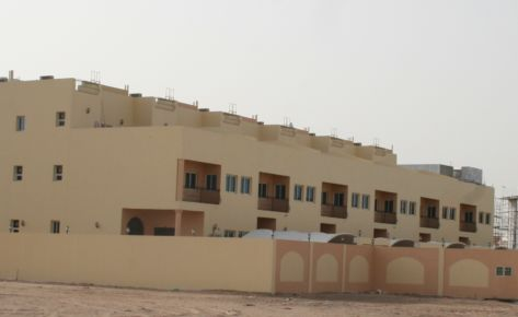 G + 1 Residential compound 6 villas MBZ – Abu Dhabi