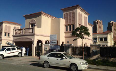 Residential Villa Extension In JLT – Dubai