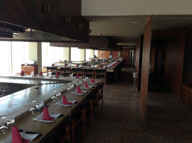ICHO Restaurant Radisson Blu Sh Zayed Road – Dubai