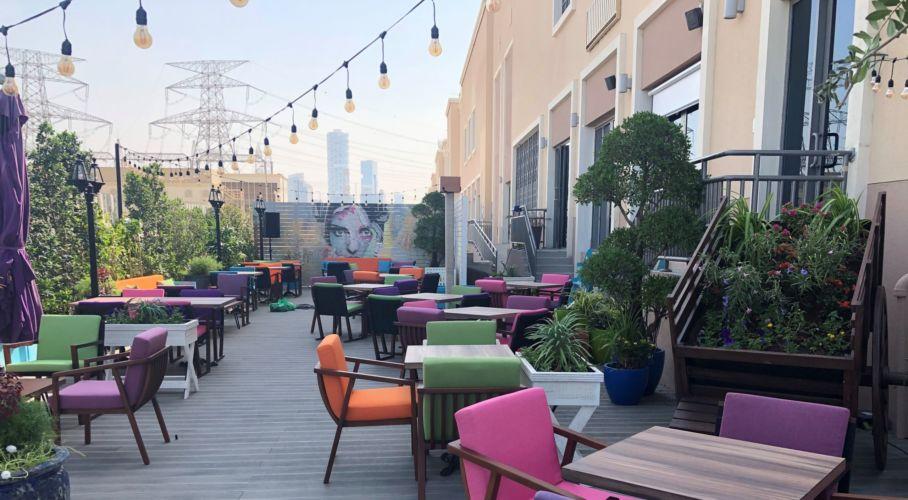 Xenia External Garden Terrace- Spring Souk – Dubai