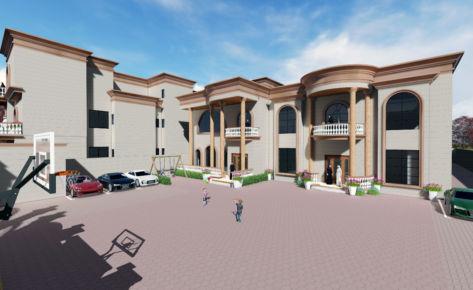 G+1 Residential Villa AL Falah in Abu Dhabi