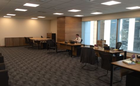 Office 1701 for PFG at Conrad Building Sh Zayed Road – Dubai