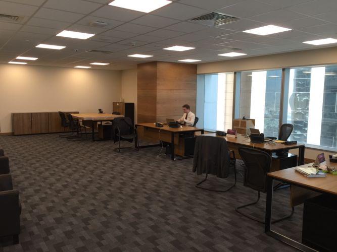Office 1701 for PFG at Conrad Building Sh Zayed Road – Dubai