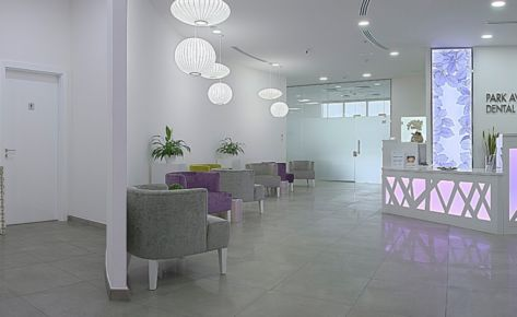 Park Avenue Dental Clinic Motorcity- Dubai